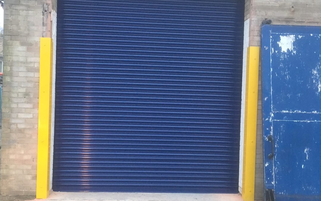 Roller Shutter & Wall Protection