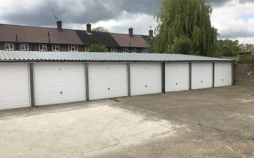 Garages in Borehamwood
