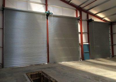 Industrial Roller Shutters - Industrial Roller Shutters Sprint Door Systems