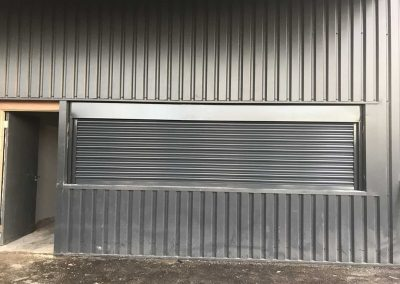 Serving Hatch Shutter Roller Shutters - Bar and Cabinet Shutters by Sprint Door Systems