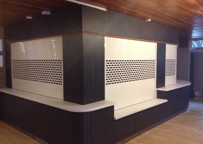 WS008 Roller Shutters - Bar and Cabinet Shutters by Sprint Door Systems