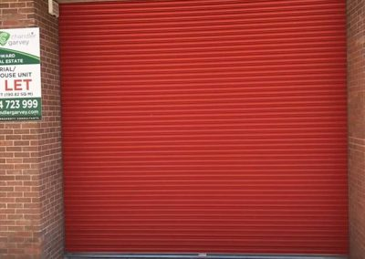 chesham RSD - Steel Roller Shutters Sprint Door Systems