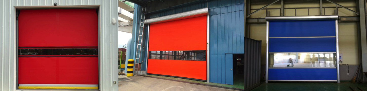 high speed doors Installalation Services and Maintainenance by Sprint Door Systems Roller Shutter Specialists UK