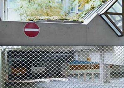 Car-Park-Security Tube Roller Shutters Sprint Door Systems