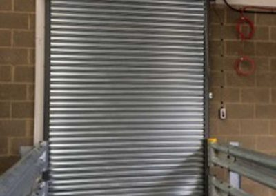 Fire Protection Roller Shutters Sprint Door Systems