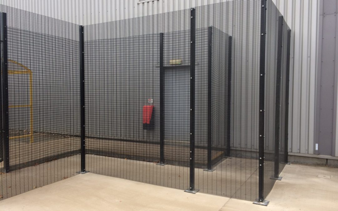 Amazon Security Fences by print Door Systems