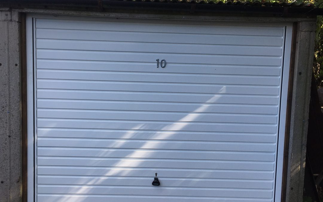 Garage Doors by Sprint Door Systems Ltd
