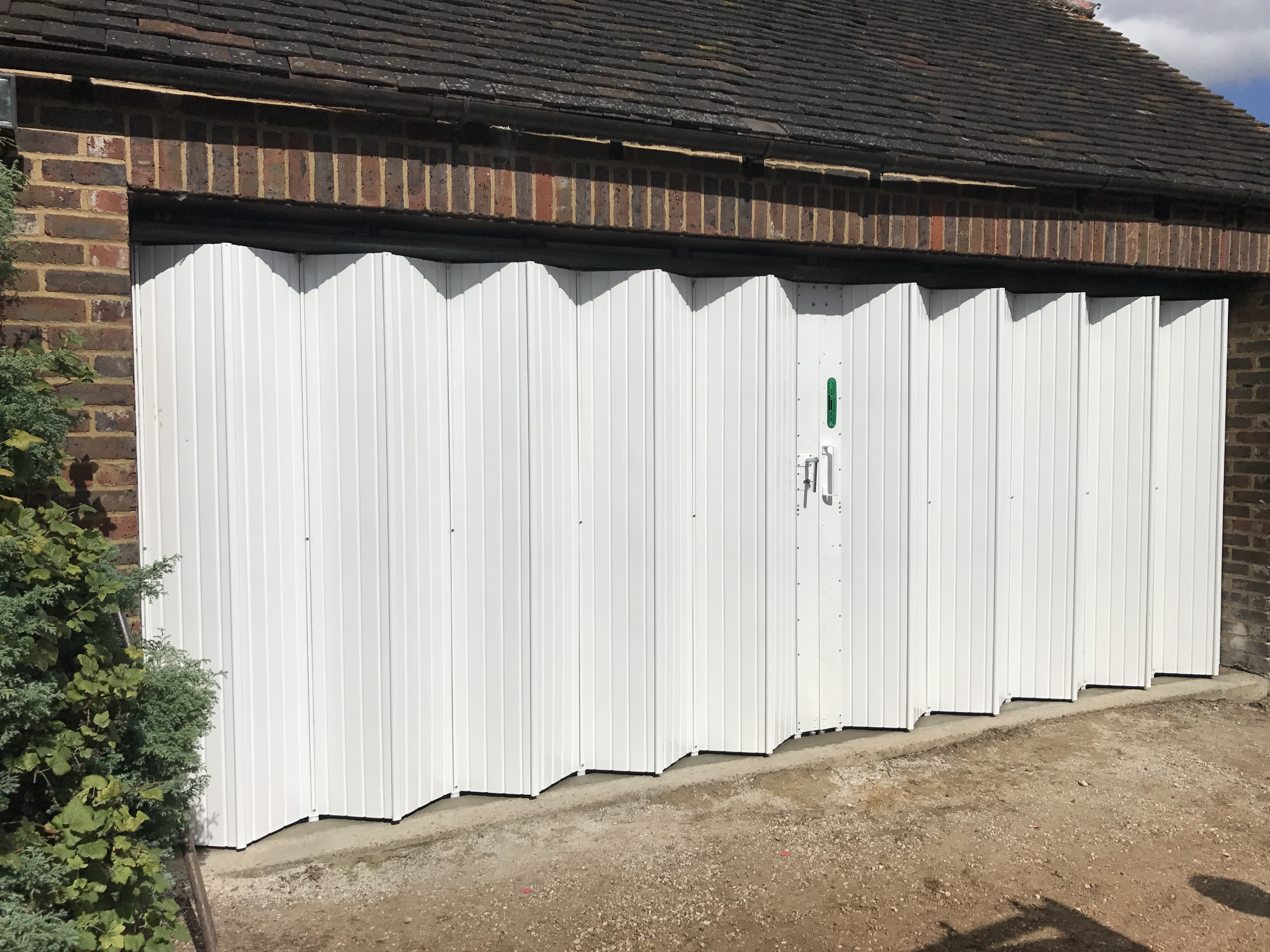 Concertina Slide Fold Doors Sprint Door Systems