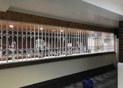 Kettering FC Window Security Shutters Sprint Door Systems