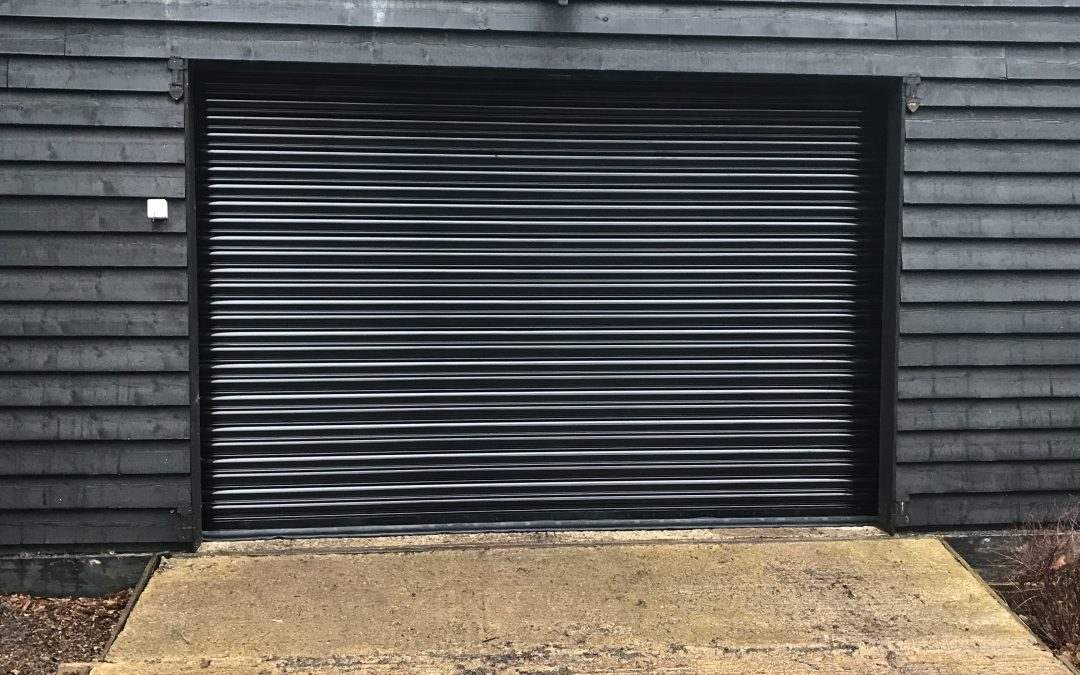 Tube Operated Roller Shutter