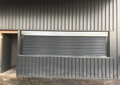 Serving Hatch Shutter Roller Shutters - Bar and Cabinet Shutters by Sprint Door Systems