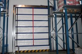 Instant pass iso vertical high speed doors